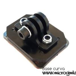 Base Curva Microgimbal