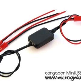 Cargador Mini USB