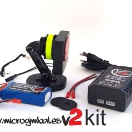 KIT Microgimbal V2